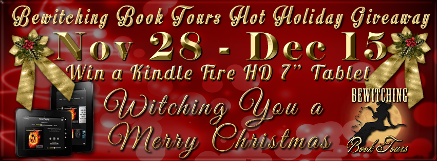 bewitching holiday giveaway 2014