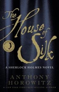 house of silk by anthony horowitz