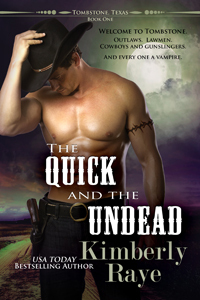quick and the undead by kimberly raye