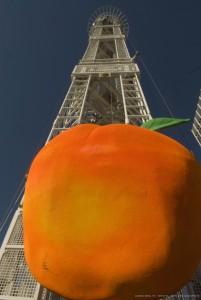Peach Drop 2009