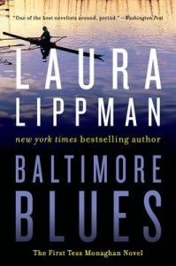 baltimore blues new cover by laura lippman