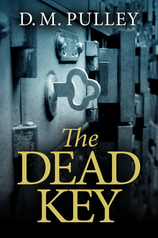Review: The Dead Key by D.M. Pulley + Giveaway
