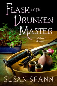 flask of the drunken master by susan spann