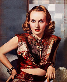 Lombard in 1940