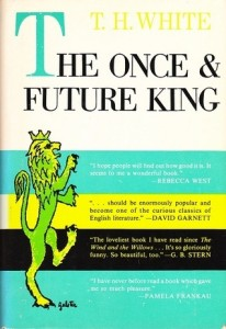Once and future king by th white