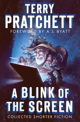 blink of the screen US cover by terry pratchett