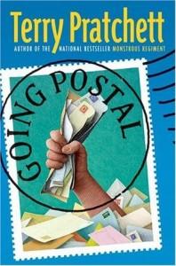 going postal by terry pratchett