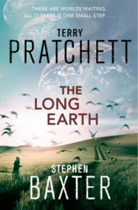 long earth by terry pratchett and stephen baxter