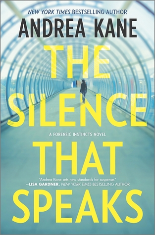 Review: The Silence That Speaks by Andrea Kane