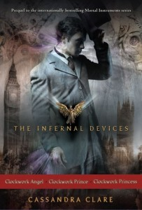 infernal devices by cassandra clare