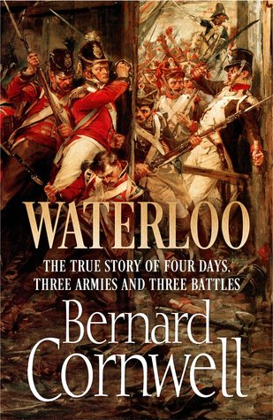 waterloo by bernard cornwell