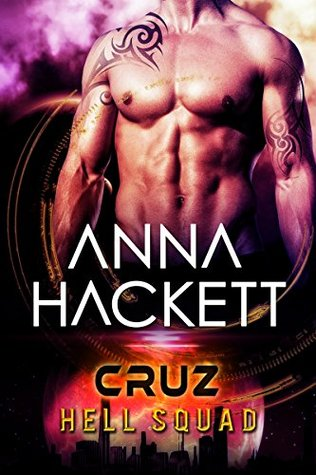 Review: Cruz by Anna Hackett