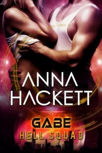 gabe by anna hackett