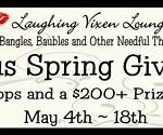spring fling giveaway hop