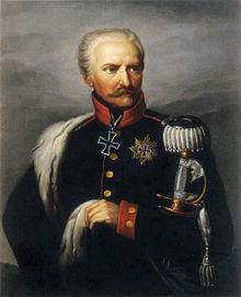 Blücher as he appeared (ca. 1815–1819)