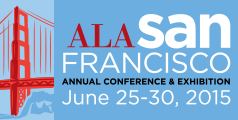 ALA san francisco 2015