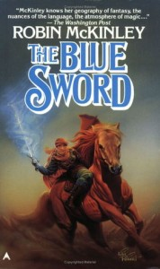 blue sword by robin mckinley