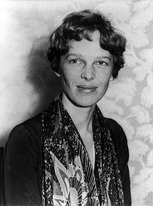 Amelia Earhart c. 1935