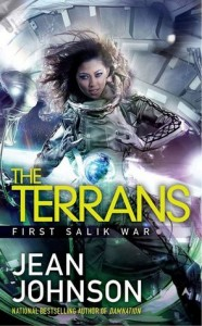 terrans by jean johnson