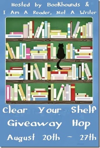 clear off your shelf August[1]