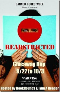 banned books week giveaway hop 2015