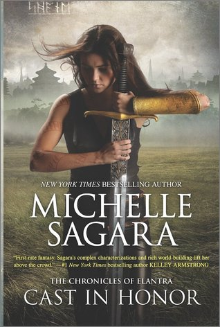 Review: Cast in Honor by Michelle Sagara