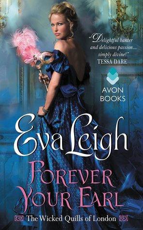 Review: Forever Your Earl by Eva Leigh + Giveaway