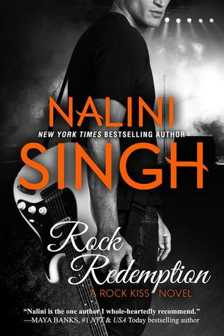 Review: Rock Redemption by Nalini Singh + Giveaway