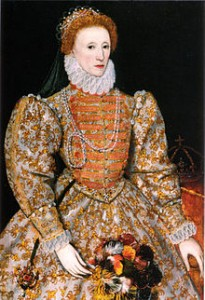Elizabeth I (c. 1575)