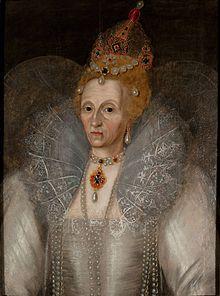 Elizabeth I (c. 1595)