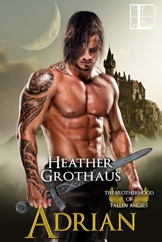 Review: Adrian by Heather Grothaus