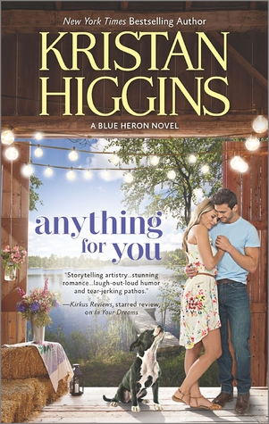 Review: Anything For You by Kristan Higgins + Giveaway