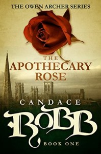 apothecary rose by candace robb