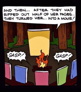 books to movies cartoon