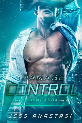 Review: Damage Control by Jess Anastasi + Giveaway