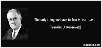 fdr fear