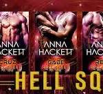 hell squad by anna hackett