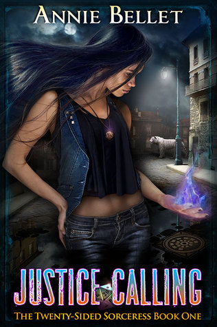 Review: Justice Calling by Annie Bellet