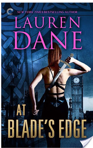 Review: At Blade's Edge by Lauren Dane