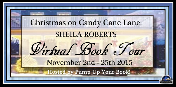 Christmas on Candy Cane Lane banner