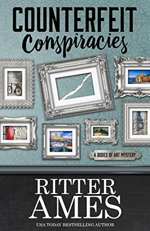 Review: Counterfeit Conspiracies by Ritter Ames + Giveaway