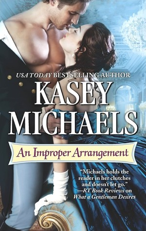 Review: An Improper Arrangement by Kasey Michaels