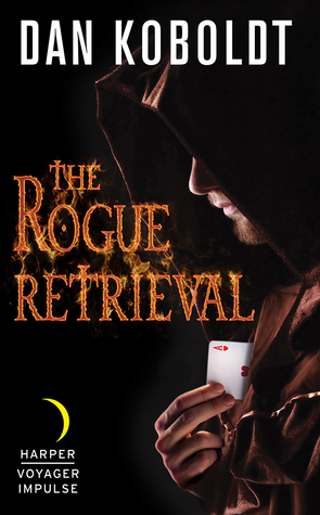 Review: The Rogue Retrieval by Dan Koboldt