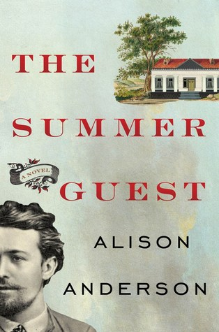 Review: The Summer Guest by Alison Anderson