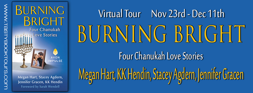 Burning Bright Tour Banner
