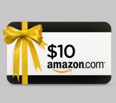 amazon 10 dollar gift card picture