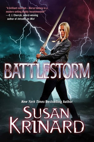 Review: Battlestorm by Susan Krinard