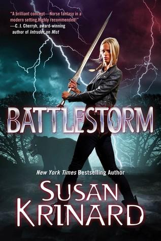 Review: Battlestorm by Susan Krinard