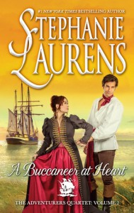 buccaneer at heart by stephanie laurens