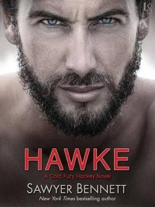 Review: Hawke by Sawyer Bennett